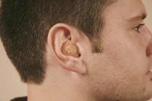 In The Ear Full Shell hearing aid